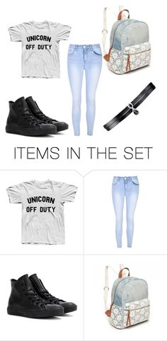 """""""UNICORNS 🦄"""" by smartswitharts ❤ liked on Polyvore featuring art"""