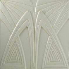 c.1910 BOIZENBURG GERMAN MODERNIST TILE in Antiques, Architectural Antiques, Tiles | eBay!