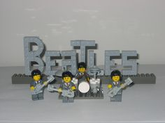Lego Beatles - love!