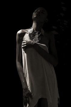 Peju Alatise's jewellery in Tunde Owolabi's photoshooting #africa #design