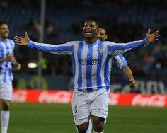 Eliseu, celebrando un gol