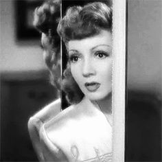 Claudette Colbert in The Palm Beach Story, Preston Sturges