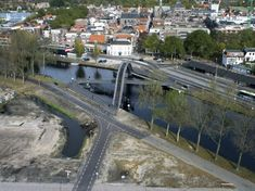 "The Slauerhoffbrug ""Flying Drawbridge""- why did nobody think of this before? : TreeHugger"
