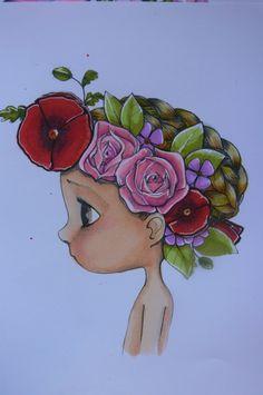 Dibujo de Emanuelle Colin
