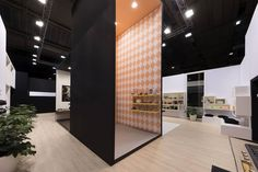 Amazing exhibition stand created for Smeg by Standbeeld. Build at the Batibouw in Brussel 2017. Find out more about this booth at www.Standbeeld.be