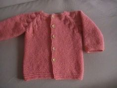 gilet top down Pinterest Blog, Baby Knitting Patterns, Cross Stitch Patterns, Sweaters, Top Down, Gilets, Youtube, Aide, Board