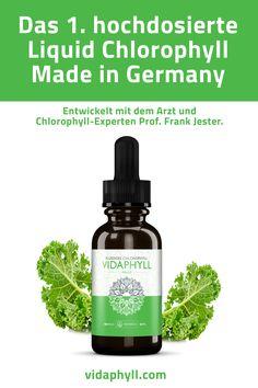 Chlorophyll zur schnellen Gewichtsabnahme