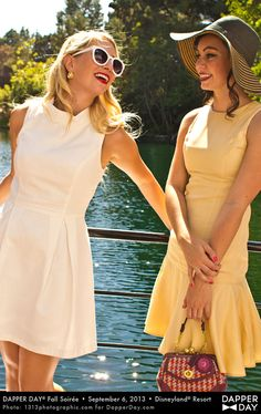 This will be you and I! @2210 Read this article! An Introduction to Dapper Day on the Disney Style Blog.