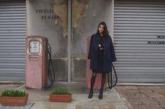 Studio Ypsilon Milano by Yoshi Funabashi 2016/17 AW Women Coat