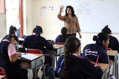 EL UNIVERSAL PERU: ¿Por qué un docente peruano no tiene el mismo pres...