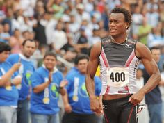 Nery Brenes - Atletismo - Costa Rica