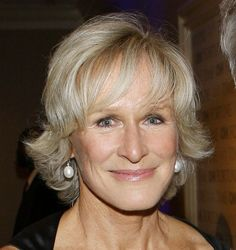 fashion for women over 50  Glenn Close