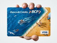 Señaletica Playa BCP on Behance