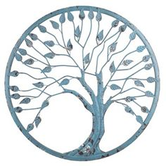 combine whimsical decorative touches and rustic style for the perfect dcor scheme this gorgeous round metal tree wall decor is the perfect way to express angled metal legs 4quotw