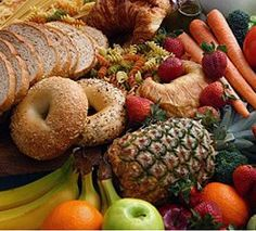 Fruits, Nuts, Grains - Inositol food sources