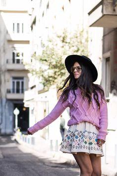 K Ara, Pink Jumper, Fall Winter, Autumn, Winter Fashion, Rug, Collections, Stylish, Mini