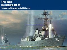 USS Momsen DDG-92 Trumpeter 83413