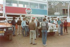 1985 Trakka Bushman camper. Based on the Toyota Landcruiser. Raced the Australian Safari