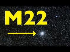 Black Hole Clusters (M22) - Deep Sky Videos #blackhole