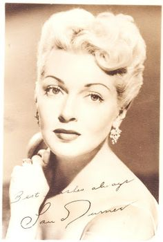Lana Turner, so beautiful. Hollywood Icons, Golden Age Of Hollywood, Hollywood Glamour, Old Hollywood, Turner Classic Movies, People News, Lana Turner, Special People, Covergirl