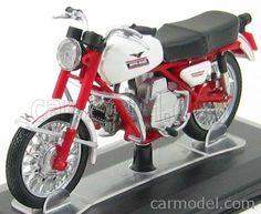 STARLINE MODELS 99014 Scale 1/24  MOTO GUZZI NUOVO FALCONE WHITE RED
