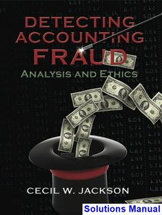 Electrical engineering principles applications 6th edition pdf solutions manual for detecting accounting fraud analysis and ethics 1st edition by jackson fandeluxe Images