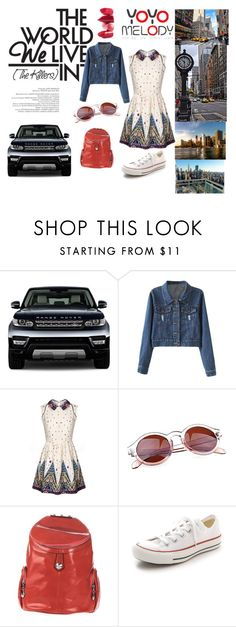 """Always ready :)"" by nejrab14 ❤ liked on Polyvore featuring Avenue, Converse, Rossetto, women's clothing, women, female, woman, misses, juniors and yoyomelody"