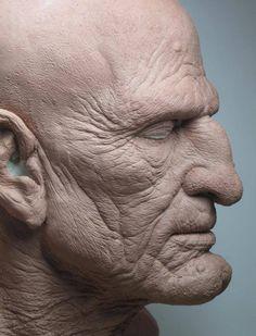 #skintexture #specialeffects #sculpture