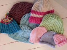 Hats for Riley