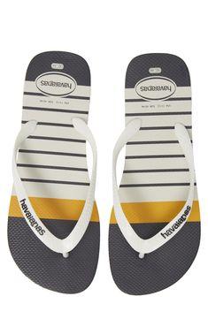 504881085db27 HAVAIANAS TOP NAUTICAL FLIP FLOP.  havaianas  shoes