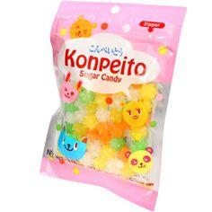 Konpeito | ... , Snacks, & Candy » Japanese Candy » Konpeito Sugar Candy 3.06 oz
