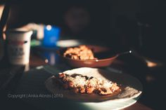 Family dinner Photography by Anika Alonzo