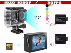 """61.61$  Watch more here - http://aibp5.worlditems.win/all/product.php?id=32794311991 - """"New 2015 SJ6000 wifi Action Camera 12MP Full HD digital camera 1080P 30FPS 2.0""""""""LCD Diving 30M Waterproof sport DV"""""""