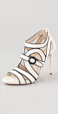 Jerome C. Rousseau Tesla Strappy High Heel Sandals | SHOPBOP
