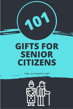 Looking for some thoughtful and helpful gifts for senior citizens? Here are 100+ great gifts for the elderly - our ultimate list from Heavy on Shopping. Gifts For Seniors Citizens, Great Gifts, Thoughts, Shopping, Ideas