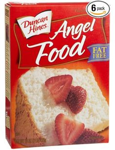 Quick and easy Dessert for single servings, your gonna love: Mix a one step angel food cake mix in a container and a white or flavored cake mix(I choose lemon), mix them together real good. In a coffee cup add 3 Tabs of mix and 2 Tabs water, mix well, microwave 1 minute, you now have a one serving awesome dessert, add your favorite topping or a spoonful of your favorite sugar free jam for you diabetics. Close the container and store , Your Gonna Love it.