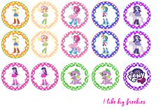 My Little Pony Equestria Girls bottlecap images