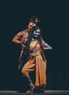 Matsya💕 Shiva Tandav, Shiva Art, Lord Krishna, Kali Mata, Lord Shiva Family, Indian Photoshoot, Kali Goddess, Lord Mahadev, Lord Shiva Painting