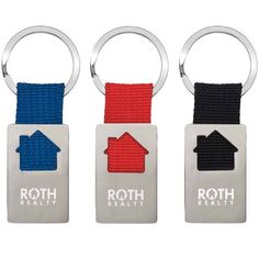 House Keychain 21052 Perfect For Real Estate Industry
