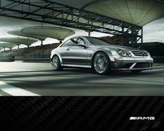 Donor Vehicle [Mercedes-Benz CLK 63 AMG Black Series]...