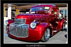 46 chevy truck | 46 Chevy Pickup by mahu54
