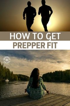 How To Get Prepper Fit - When you are out of shape getting into shape is a nightmare. Its horrible for most people. It takes time and serious effort. The older you get the worse it gets. Still, you gotta do it. Take this article and model yourself a plan to get prepper fit. Your body is hungry for you to start helping out again. It wants you to start hiking and running and maybe lifting some weights once and a while. #prepping #preparedness #prepper #survival #shtf