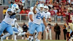 WATCH: UNC kicker taunts Florida State mercilessly after game-winning field goal