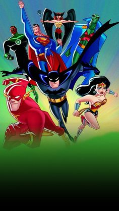 Dc Comics Heroes, Marvel Dc Comics, Dc Animated Series, Star Wars Poster, Andre Luis, Justice League Animated, Batman Party, Hawkgirl, Bruce Timm
