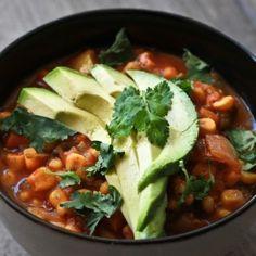 Chicken Tortilla Soup for Weight Loss