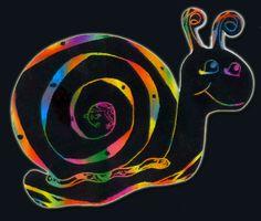 rainbow scratch art