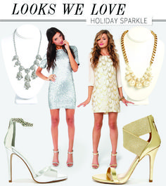 Looks We Love: Holiday Sparkle