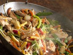 Cooking School Right oil for stir fries Chinese Vegetables, Mixed Vegetables, Chicken And Vegetables, Asian Recipes, Healthy Recipes, Ethnic Recipes, Healthy Food, Stir Fry Recipes, Cooking Recipes