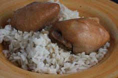 Crock Pot Brown Sugar Chicken