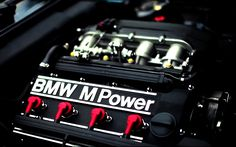 BMW E30 M3 Evo Engine